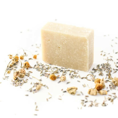 Unwrapped Life Calm Sea Salt Soap