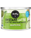 Healthy Crunch Matcha Latte