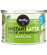Healthy Crunch Matcha Latte