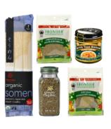 No-Chicken Noodle Soup Essentials Bundle