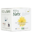 Eco by Naty Sanitary Pads Normal