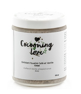 Cocooning Love Whipped Exfoliant Coffee Vanilla