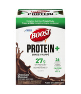 Boost Protein+ Shake Chocolate Bottle