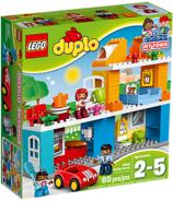 LEGO Duplo Town Family House