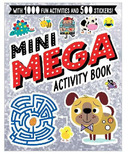 Make Believe Ideas Mini Mega Activity Book Silver