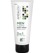 ANDALOU naturals MEN 3 in 1 Invigorating Body Wash