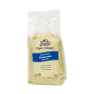 Inari Organic Toasted Pearl Couscous