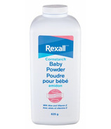Rexall Cornstarch Baby Powder