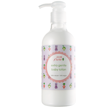 100% Pure Extra Gentle Baby Lotion
