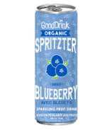 GoodDrink Sweet Blueberry Spritzer
