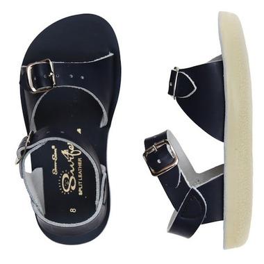 Salt Water Sandals Surfer Toddler Sandal Navy Blue
