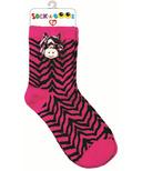 Ty Sock-A-Boos Zoey Socks