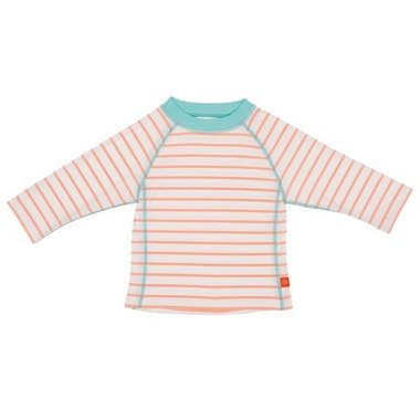 Lassig Long Sleeve Rashguard Sailor Peach