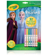 Crayola Frozen ll Colouring & Activity Book