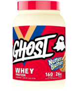 Ghost Whey Protein Powder Nutter Butter