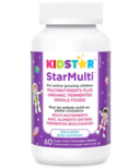 Kidstar Nutrients StarMulti Pure Multi Vitamin and Mineral Chewable Tablet