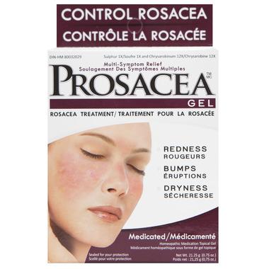Prosacea Gel Rosacea Treatment