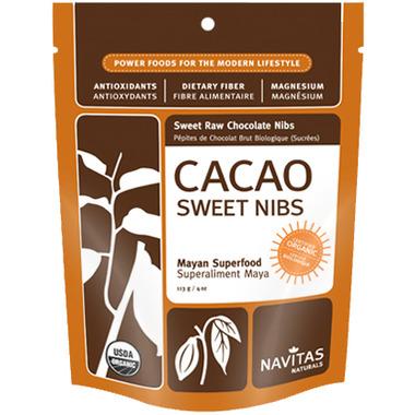 Navitas Naturals Organic Cacao Sweet Nibs