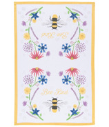 Now Designs Bee Kind Print Tea Towel