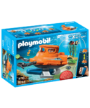 Playmobil Submarine with Underwater Motor