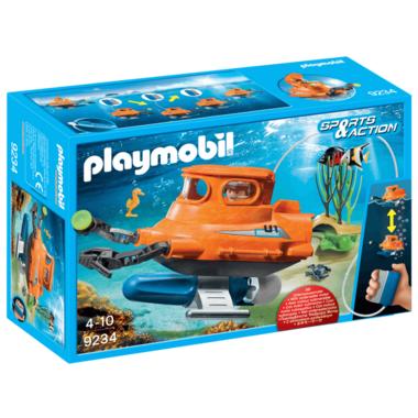 Playmobil Submarine with Underwater Motor