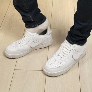 Kikkerland No Tie Shoe Bands White