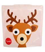 3 Sprouts Sandwich Bags Deer