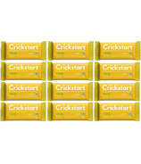 Crickstart Cricket Protein Bar Case Lemon Lime