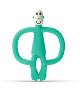 Matchstick Monkey Teething Toy No Tail Green