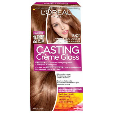 L\'Oreal Healthy Gloss Casting Creme Gloss Hair Colour