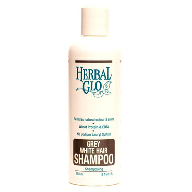 Herbal Glo Grey Or White Shampoo