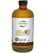 St. Francis Herb Farm Ghee & MCT Oil