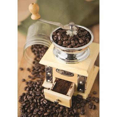 Fox Run Classic Coffee Grinder Light Wood