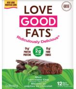 Love Good Fats Mint Chocolate Chip Bar Case