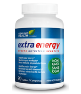 Genuine Health Extra Energy