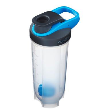 Contigo Shake Go Fit Water Bottle Carolina Blue
