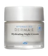Crème de nuit hydratante DermaE