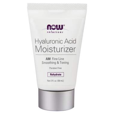NOW Solutions Hyaluronic Acid Moisturizer