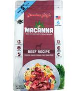 Grandma Lucy's Macanna Beef Grain-Free Dog Food Small