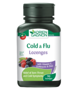 Adrien Gagnon Cold & Flu Lozenges