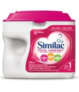 Préparation en poudre pour nourrissons Similac <em>Confort Total</em> étape 1