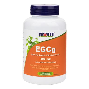 NOW Foods EGCg Green Tea Extract 400 mg