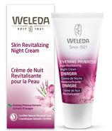 Crème de nuit revitalisante pour la peau Weleda