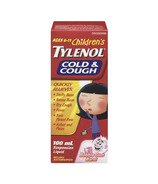 Children's Tylenol Cold & Cough Suspension Liquid