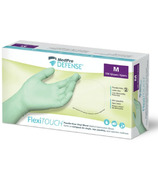 MedPro Defense FlexiTouch Vinyl Powder Free Gloves