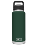 YETI Rambler Bottle Chug Northwoods Green
