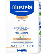 Mustela Face & Body Gentle Soap with Cold Cream