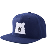 North Standard Trading Post Snapback Navy + White Bear