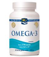 Nordic Naturals Omega 3