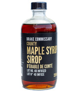 Drake Commissary County Maple Syrup Lot No. 40 Infused